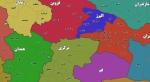 2097183x150 - دانلود جدیدترین عکس نقشه تقسیمات سیاسی شهرستانها و استانهای کشور