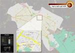 دانلود جدیدترین نقشه pdf شهر مشهد با کیفیت بسیار بالا سال 98 در ابعاد بزرگ 13